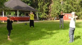Return to Nature AB - Medicinsk qigong