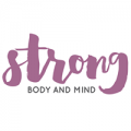 Strong Body and Mind - logo